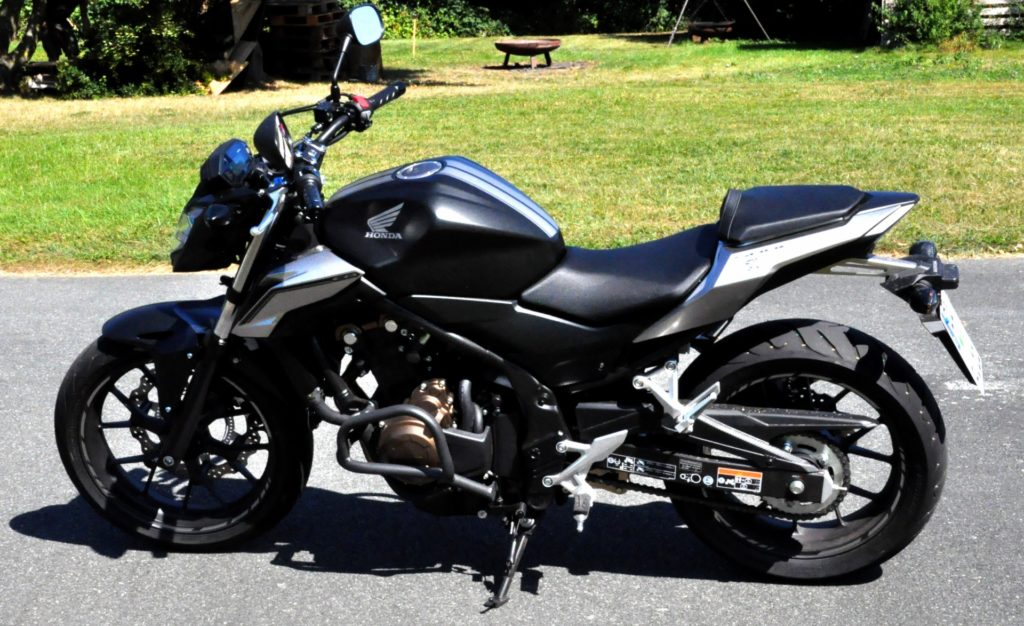 Fahrschule Völker - Motorrad Honda