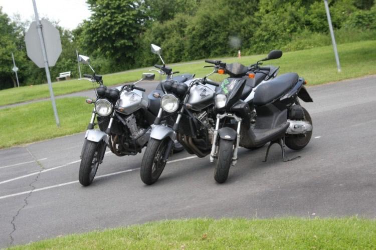 Fahrschule Völker - Motorräder