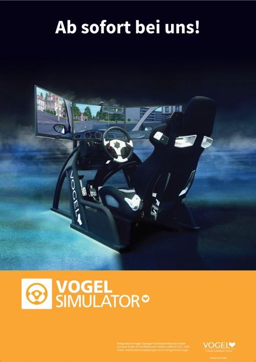 Fahrschule Völker - Vogel Simulator