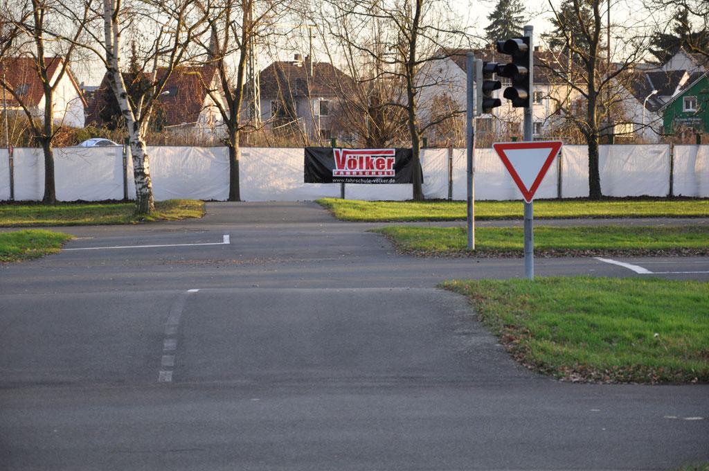 Fahrschule Völker - Übungsplatz